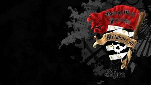 Wallpaper metalcore logo by lissner1 on DeviantArt