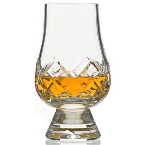 Whiskey Glas Kristall by Glencairn Official Cut Whisky Glass Free