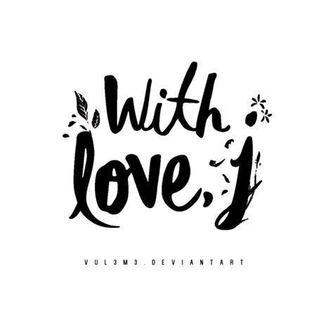 [LOGO]Jessica -With Love, J by vul3m3 on DeviantArt