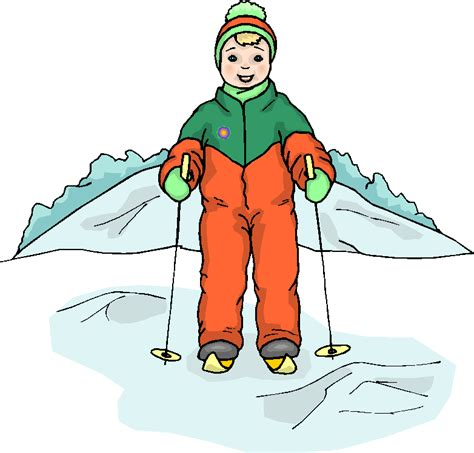 Skiing Clipart - Cliparts.co