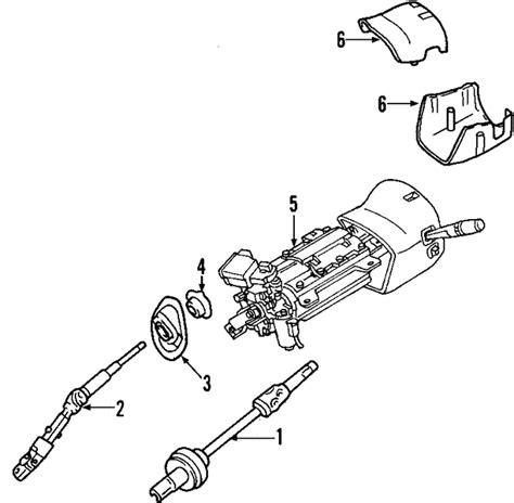 Steering Column Gmpartsdirect