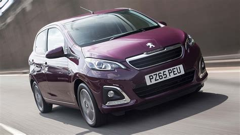 cheap peugeot cars the cheapest new cars on sale july 2016 motoring research