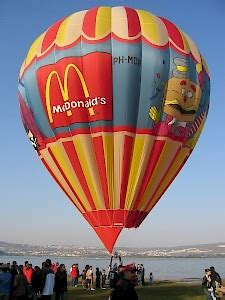 ohio hot air balloon aerial advertising columbus aeronauts