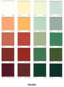 nuancier couleur de tollens tollens nuancier pas cher