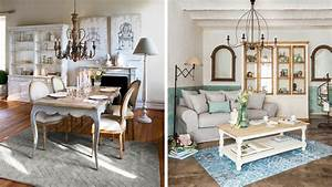 le style campagne chic en 6 lecons With decoration maison style campagne