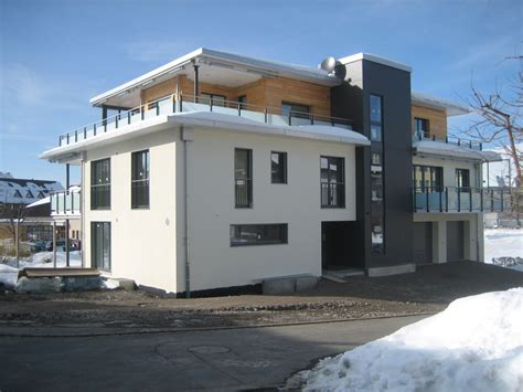 3 Familienhaus Bauen Neubau by Neubau Objekt 5 Architektur B 252 Ro Rohrer Partner Ag