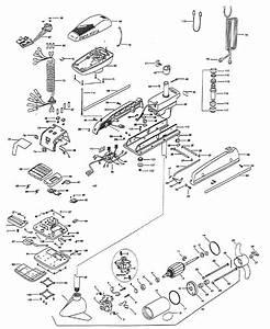 Minn Kota Auto Pilot 42 Powerdrive Parts