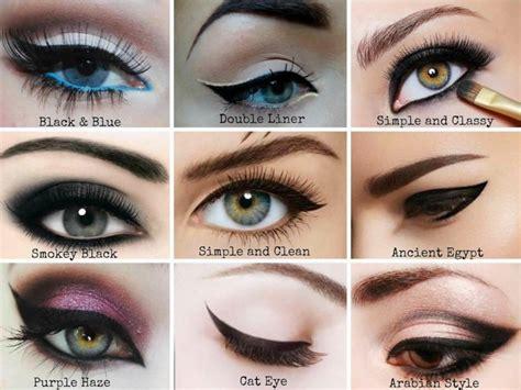 Maquillage Eye Liner Yeux De Biche