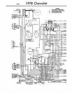 Wiring Diagram For 78 Chevy Blazer