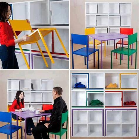 space saving  multifunctional furniture  orla