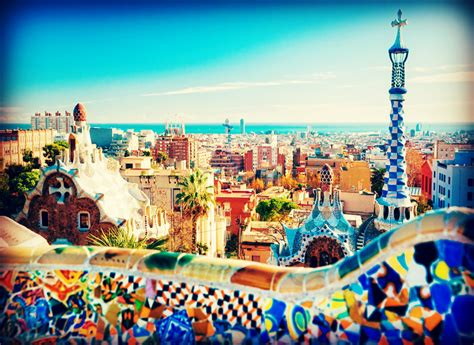 Places To See In Barcelona  I Tour The World