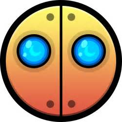 Geometry Face Demon Dash Icon