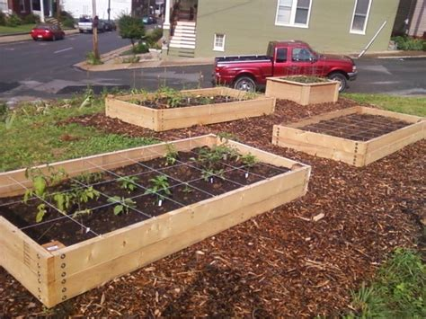 27032 diy raised garden beds raised beds for the garden diy or using a kit