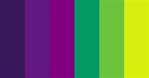 Tropical Fun House Color Scheme » Green » SchemeColor.com