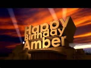 Meme Happy Birthday Amber