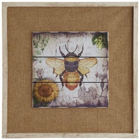 Bee Wall Decor  Home Sweet Home  Pinterest