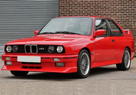 Celebrating 25 Years Of The Bmw M3