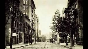 Vintage Scenes of Parkersburg, West Virginia - YouTube