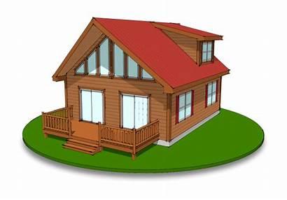 Chalet Homes Log Modular Certified Cabin Cabins