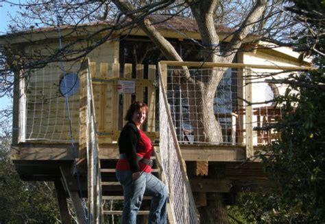 chambre hote finistere le télégramme elliant une cabane dans un arbre pour