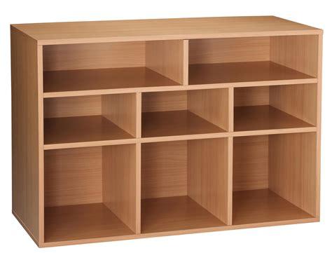 cube shelf unit 8 cube oak finish storage unit versatile home organizer