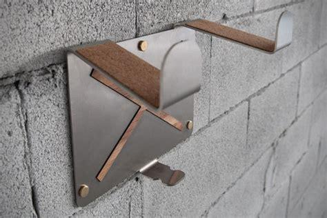 wall mounted surfboard rack el gringo wall mounted surfboard racks hiconsumption