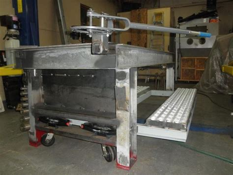 shop table on wheels 78 best images about welding table on pinterest welding