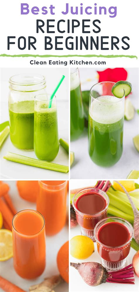 recipes juicing beginners juice easy juicer healthy looking bohion bill some cleaneatingkitchen