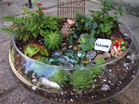 brendens garden center miniature terrarium gardens