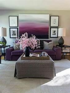 couleur du salon choisir ciabizcom With quelle couleur pour mon salon 4 80 idees dinterieur pour associer la couleur prune