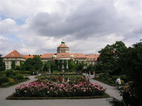 Panoramio  Photo Of Botanischer Garten Münchennymphenburg