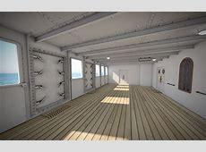 BDeck 1st Class Entrance image Mafia Titanic Mod for