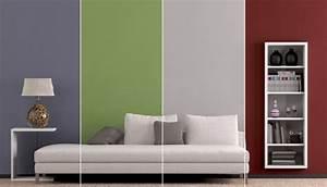 Räume Farblich Gestalten Beispiele : w nde farbig gestalten ideen ~ Indierocktalk.com Haus und Dekorationen