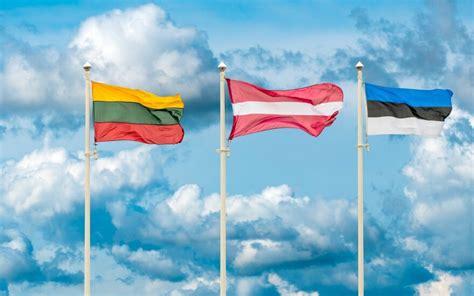 Lietuva, Latvija ir Estija suformavo pirmą kelionių ...