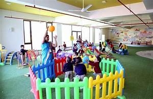 Acquired Skills Indoor Play Area Neerja Modi School