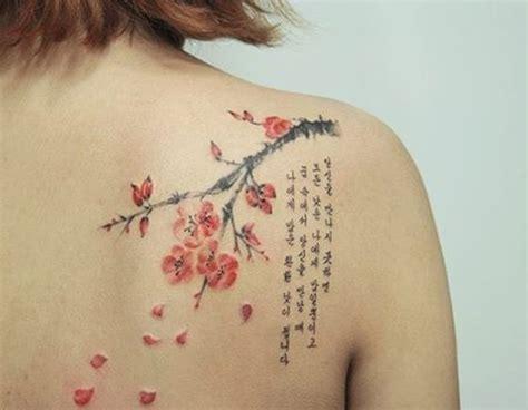 fiori di ciliegio tatuati l hanami 232 l atto di osservare i ciliegi in fiore e in
