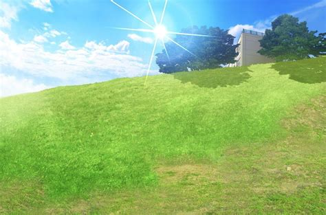 Backgrounds Outside by Backgrounds Anime Wallpaper Cave