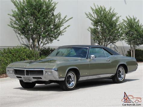 Buick Riviera 1968 by 1968 Buick Riviera 39 000 Gorgeous