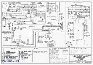 York Stellar Air Conditioner Wiring Diagram