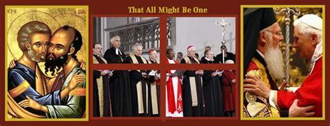 prayer  christian unity   parishes