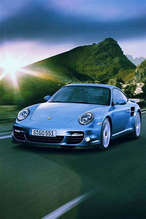 Iphone Wallpapers Pictures: Porsche 911 Turbo S