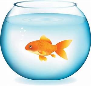 Gold Fish In A Bowl Clip Art | Clipart Panda - Free ...
