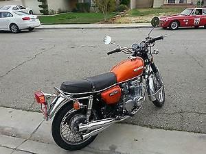 Honda 550 Four : 1974 honda cb550 four motorcycles for sale ~ Melissatoandfro.com Idées de Décoration