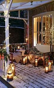Lanterne De Noel : la lanterne bougie un objet d co classique en 45 photos ~ Teatrodelosmanantiales.com Idées de Décoration