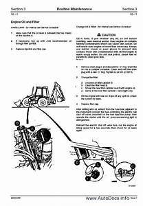Jcb Service Manuals S2a Repair Manual Order  U0026 Download