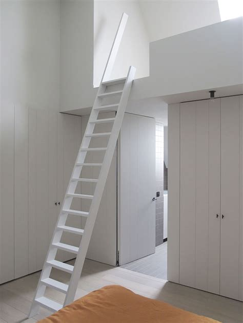 minimalist stairs dream house