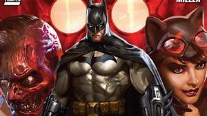 BATMAN: ARKHAM UNHINGED Interview With Writer Derek ...