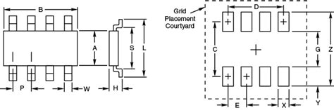 Small Outline Integrated Circuit Soic Dummy Component