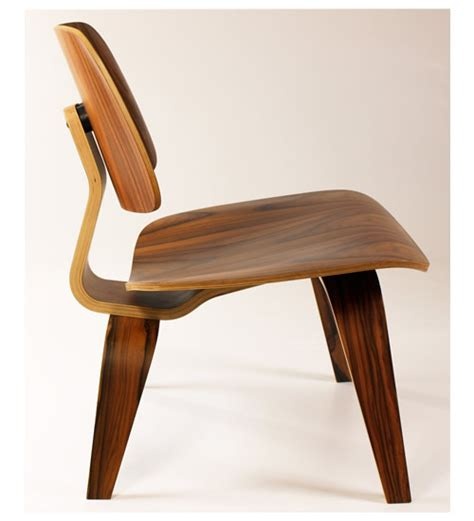 Molded Plywood Lounge Chair Palisander