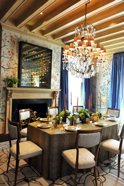 Sf Decorators Showcase - san francisco decorator showcase 2014 dining room